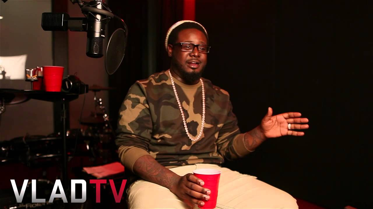 T Pain Shares Touching Story About Cutting His Hair Youtube