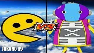 Dragon Ball Z Budokai Tenkaichi 3   El momento de Pacman 2D