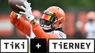Download Will Odell Beckham Jr. Ever Be Happy? | Tiki + Tierney Mp3 and Videos