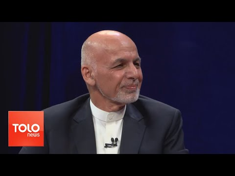 Exclusive Interview With President Ashraf Ghani