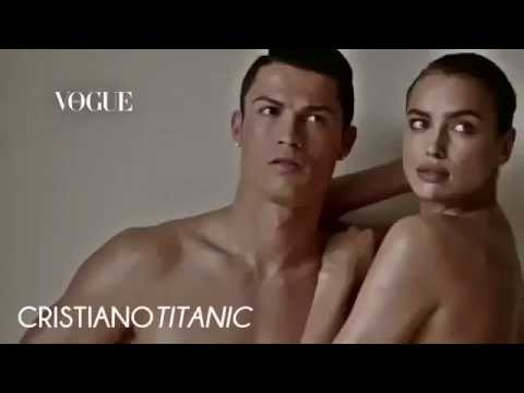 Cristiano Ronaldo sexual photoshoot.dont miss.