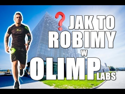 JAK TO ROBIMY W OLIMP LABS ? Zobacz OLIMP od środka - Olimp Sport Nutrition