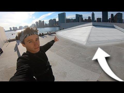 FORBIDDEN STREET SPOTS IN NEW YORK CITY!
