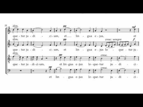 Bruckner- Os Justi Meditabitur- Monteverdi Choir