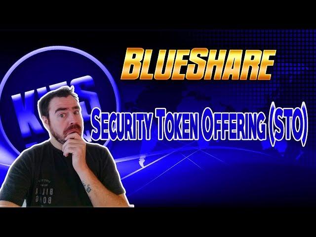 Blueshare - Security Token Offering (STO), A hidden gem?
