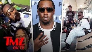 Diddy's Birthday Party Was Crawling With Celebs | TMZ TV