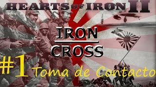 Iron Cross: A Hearts of Iron II game - #1 Toma de contacto