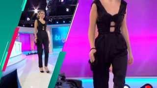 Bu Tarz Benim TV8   23 Ocak 2015 Cuma 11.Bölüm Almila Kuruoğlu Podyum Yürüyüşü