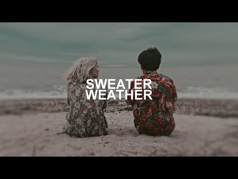 Alyssa & James [Sweater Weather]