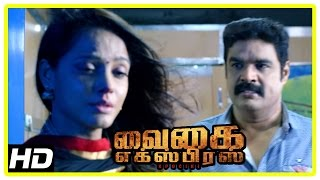 Vaigai Express Movie Climax | Neetu reveal truth and commit suicide | End Credits
