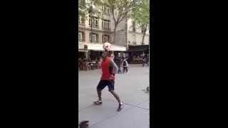 Amazing skill show