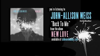 Allison Weiss - Back To Me