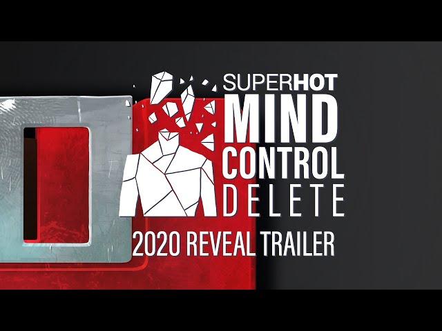 SUPERHOT: Mind Control Delete (видео)