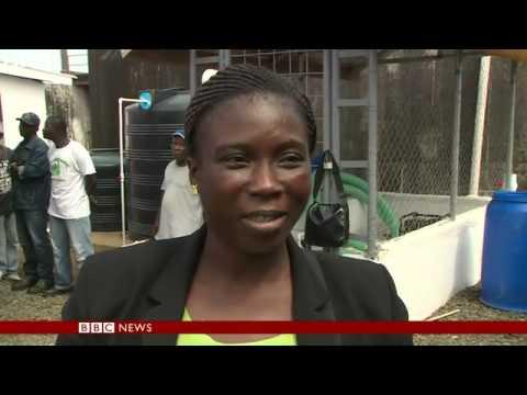 Liberia's Ebola human waste dilemma