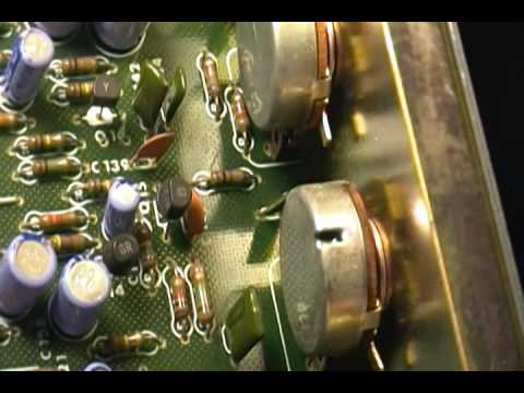 How To - Cleaning Your Guitar Amplifier Potentiometers