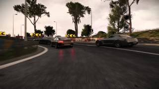 Project CARS Azure Coast Full - 20 car simulation - Max Graphics