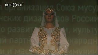 """Международный фестиваль """"Islamic Clothes"""". Казань-2015."""