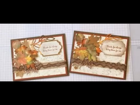 Fall and Copper Leaves - YouTube