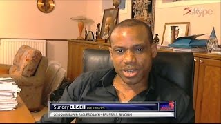 Stephen Keshi Remembered - Sunday Oliseh