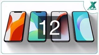 TOÀN BỘ iPhone 12 Ở ĐÂY, camera 192MP...