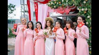 Stan & Diem Vietnamese Wedding- Cardigan club- Good Life