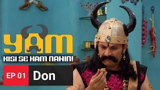 Yamraj Bana Don || Yam Kisi Se Kam Nahin || FULL EPISODE 1 || Comedy Show || Ishara TV