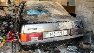 25 лет в гараже: НОВАЯ 21099 ВАЗ экспортная Капсула времени Lada Samara