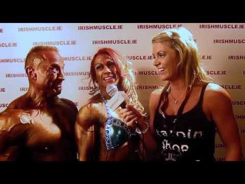 NABBA WORLD 2012:IM INTERVIEW WITH CHERYL STEELE