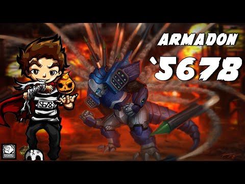 Hon เกรียนๆ Let's play Armadon สายพริ้วไหว By ตั้น'5678