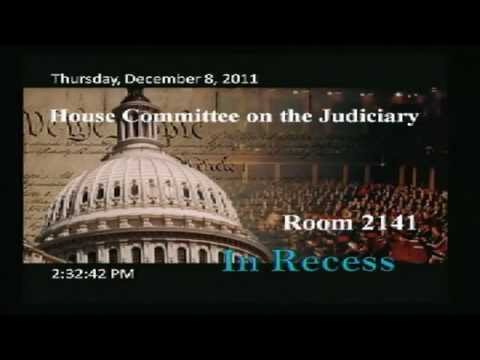 """House Judiciary Committee Hearing """"Oversight of Department of Justice"""" Part 3"""