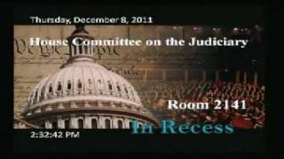 "House Judiciary Committee Hearing ""Oversight of Department of Justice"" Part 3"