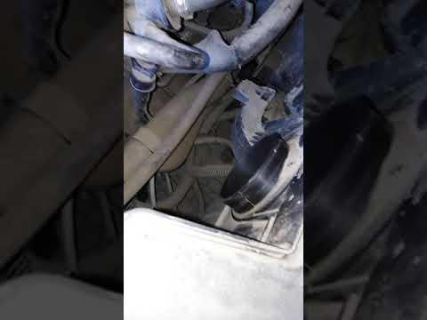 Замена стартера форд фокус 2 ч1
