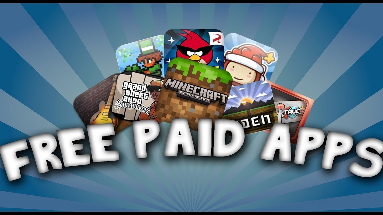 How to get paid apps for free (AppChina download)