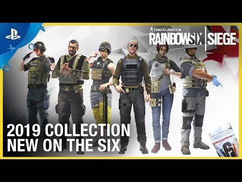 Rainbow Six Siege - 2019 Collection: New on the Six | PS4