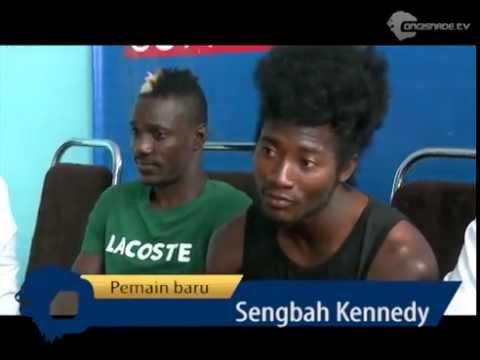 Pengenalan Duo Liberia, Yao Ruddy & Sengbah Kennedy