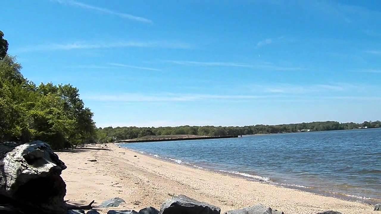 North Beach Chesapeake Bay Maryland