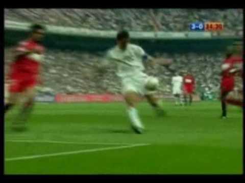 Raul top 10 goals
