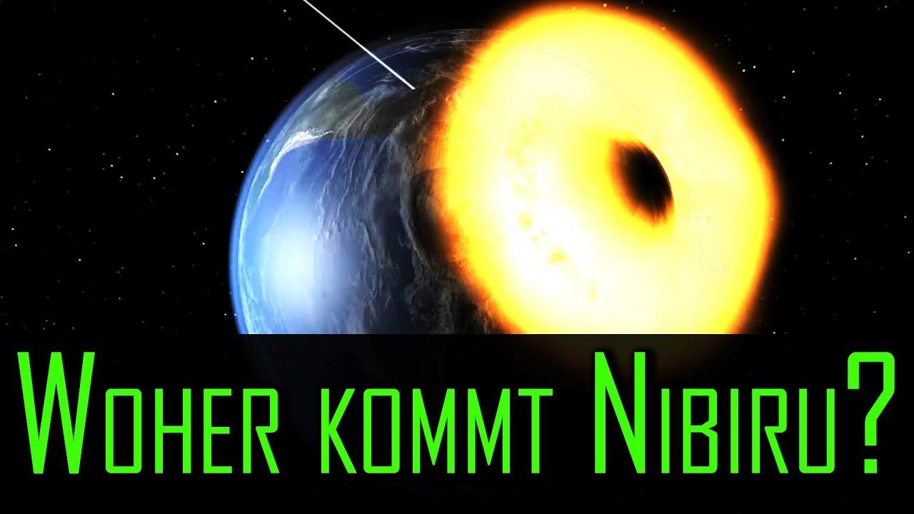 Woher kommt Planet 9/Nibiru?