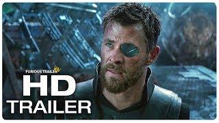 AVENGERS INFINITY WAR Thor Stop Thanos Trailer NEW (2018) Marvel Superhero Movie Trailer HD