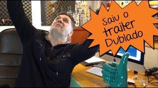 Saiu o TRAILER DUBLADO DRAGON BALL SUPER BROLY