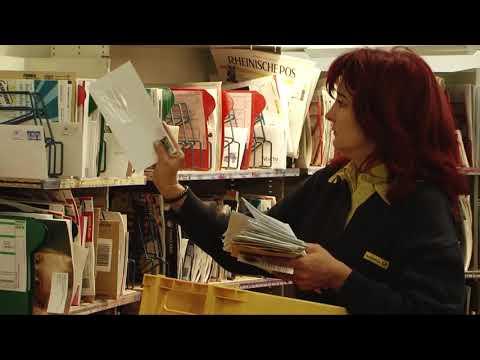 TV Doku: Stellenwerbung Verbundzusteller bei Deutsche Post DHL Group