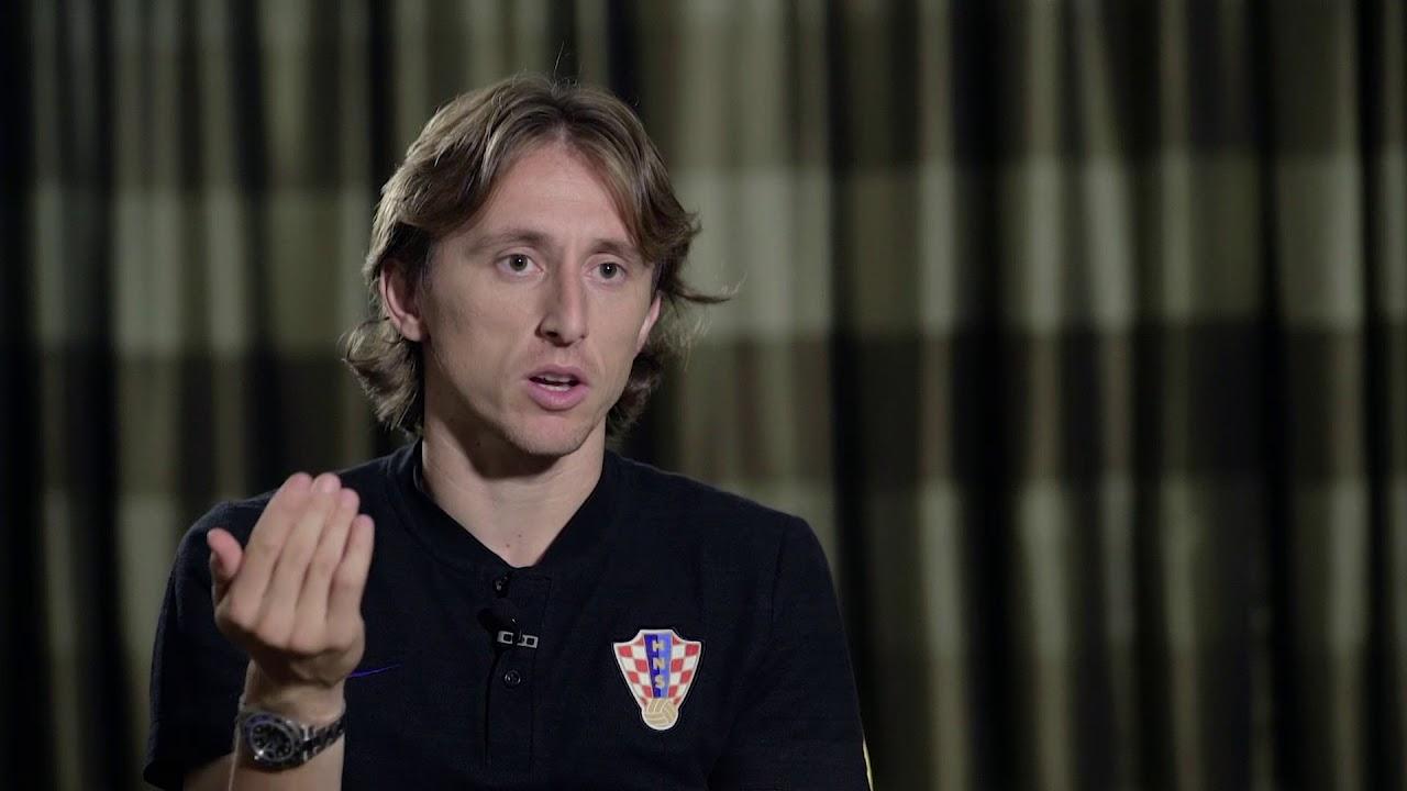 Intervju Luke Modrića za HNTV