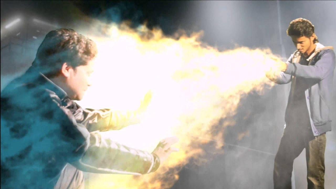 X Men Iceman Vs Pyro X Men - The Last Stand...