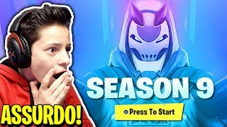 SEASON 9 is ARRIVE!! 😱 NEW PASS BATTLE and NEW MAP! - Fortnite ITA