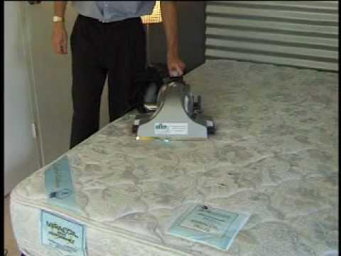 Allerx Mattress Sanitizing System Bright Idea Youtube