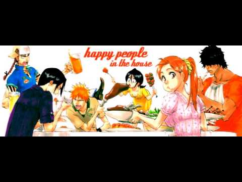 (Bleach) happy people