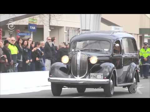 Sir Colin Meads farewelled in Te Kuiti: RNZ Checkpoint