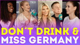 Don´t Drink and MISS GERMANY FINALE 2020