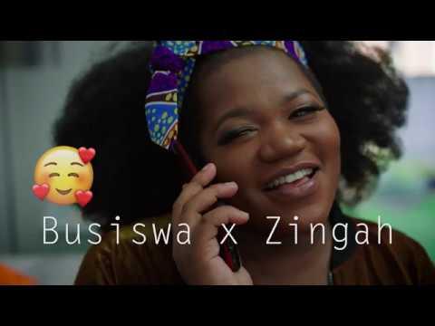 BUSISWA  Ft ZINGAH - NYAN NYAN (MUSIC VIDEO)