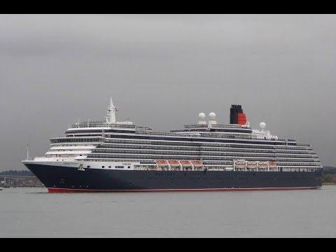 """Adventure of the Seas"", ""Queen Victoria"", ""Oriana"" & ""Ventura""  in Southampton - 13/09/2013"